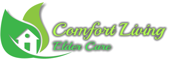 Comfort Living Elder Care Logo